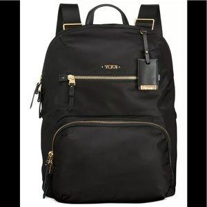 Tumi Black Halle Voyageur Backpack